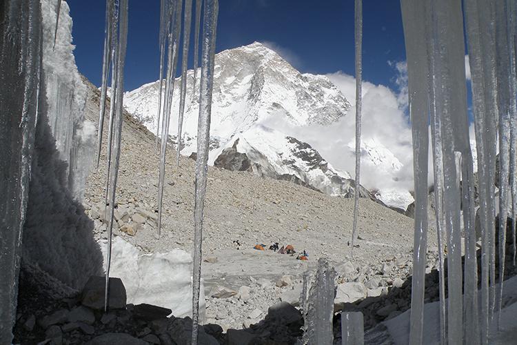 GHT East Nepal Sherpani Col Base Camp