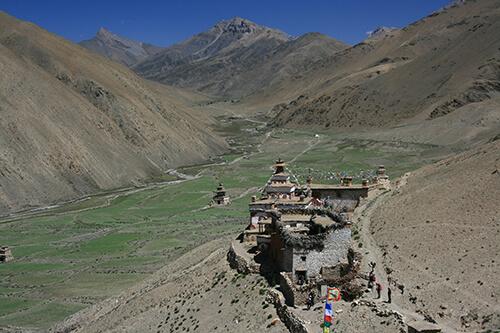 GHT Nepal Trek Dho Tarap