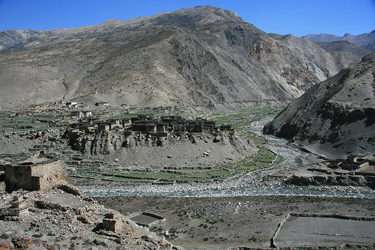 GHT West Nepal Trek Chharka Bhot