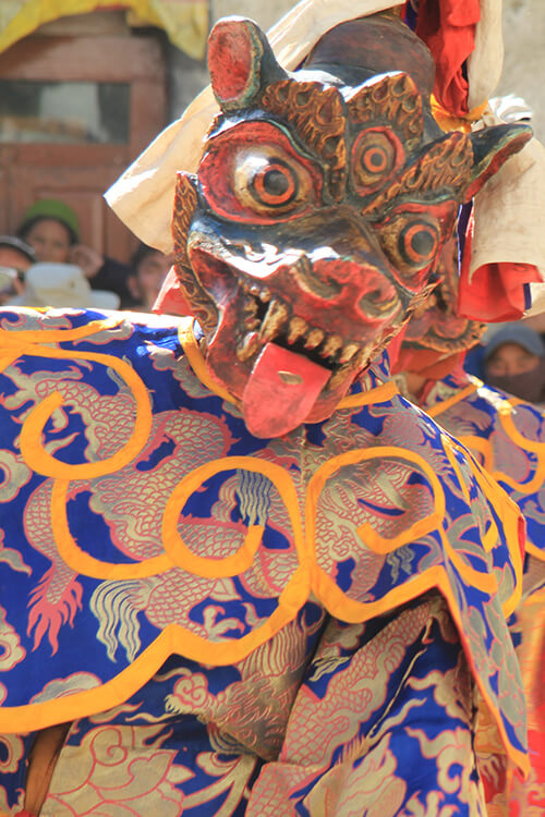 Himalayan Festivals and Faiths Teeji