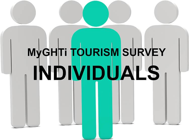 MyGHTi Tourism Survey Individuals logo